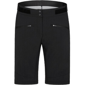 Ziener Nye X-Function Shorts Women, black